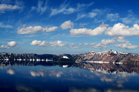 Crater Lake from the Northeast side - 1313
