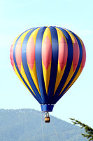 Hot Air Ballon - 1698